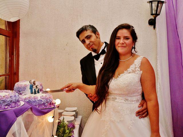 El matrimonio de Carlos y Isidora en Rancagua, Cachapoal 59
