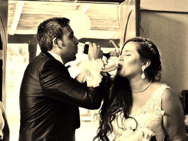 El matrimonio de Carlos y Isidora en Rancagua, Cachapoal 60