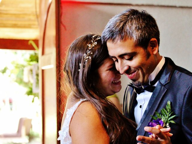 El matrimonio de Carlos y Isidora en Rancagua, Cachapoal 1