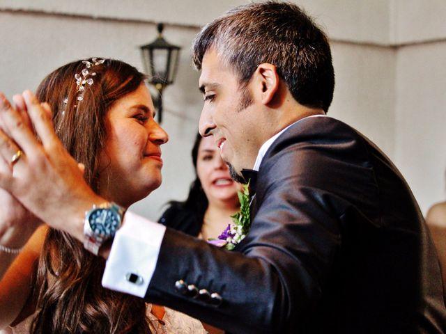 El matrimonio de Carlos y Isidora en Rancagua, Cachapoal 64