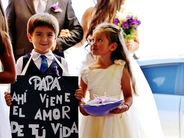 El matrimonio de Carlos y Isidora en Rancagua, Cachapoal 67