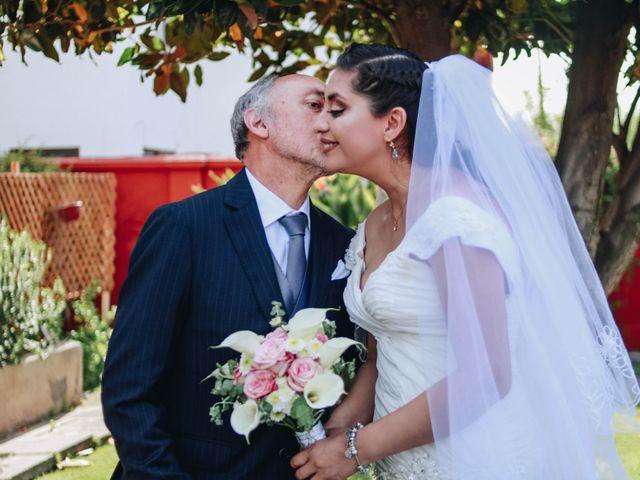 El matrimonio de Pablo y Paula en Santiago, Santiago 9