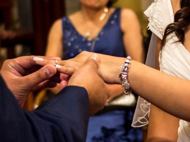 El matrimonio de Pablo y Paula en Santiago, Santiago 11