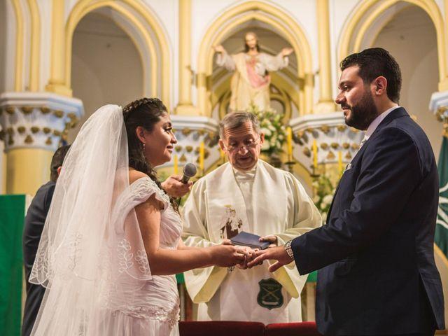 El matrimonio de Pablo y Paula en Santiago, Santiago 14