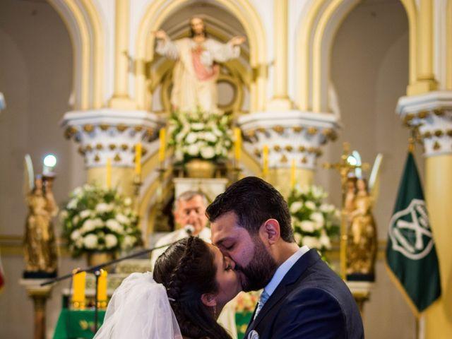 El matrimonio de Pablo y Paula en Santiago, Santiago 1