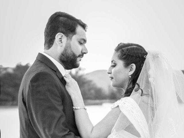El matrimonio de Pablo y Paula en Santiago, Santiago 18