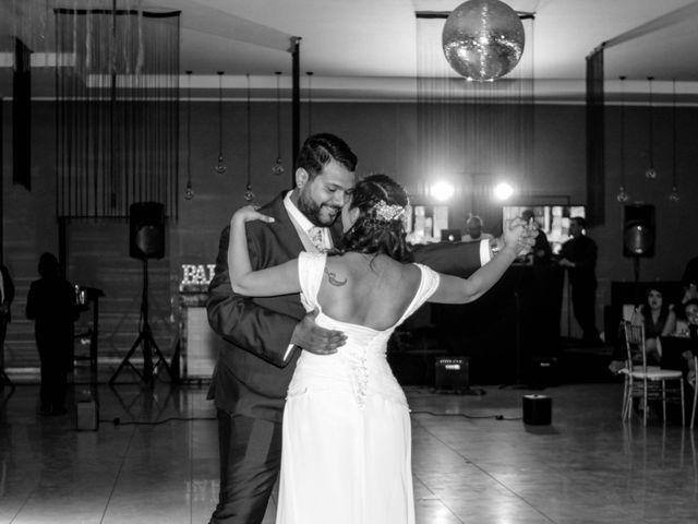 El matrimonio de Pablo y Paula en Santiago, Santiago 21