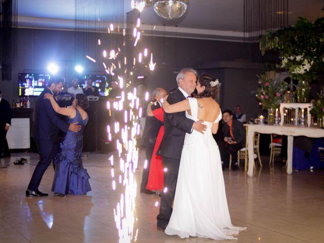 El matrimonio de Pablo y Paula en Santiago, Santiago 22