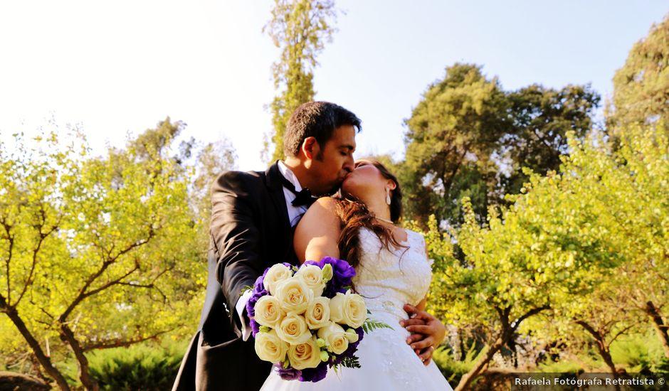 El matrimonio de Carlos y Isidora en Rancagua, Cachapoal