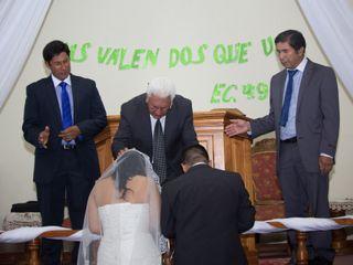 El matrimonio de Nirza y Gabriel 2