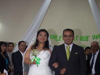 El matrimonio de Nirza y Gabriel 3