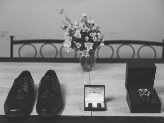 El matrimonio de Alexandra y Gustavo 3