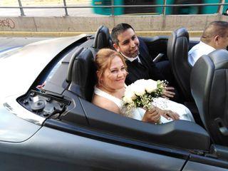 El matrimonio de Marcela y Jesús