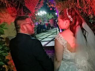 El matrimonio de Martin  y Judith