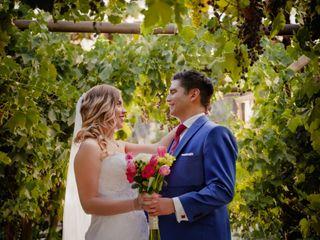 El matrimonio de Michelle y Rafael 1