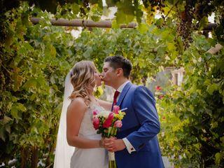 El matrimonio de Michelle y Rafael 2