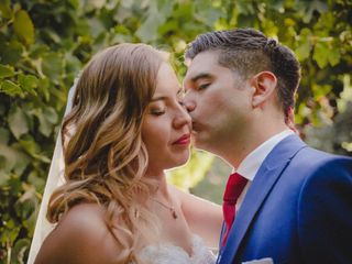 El matrimonio de Michelle y Rafael 3