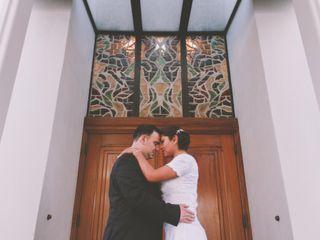 El matrimonio de Verónica y Darién 1
