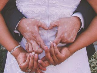 El matrimonio de Verónica y Darién 3