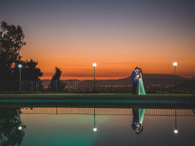 El matrimonio de Claudia y Nubian