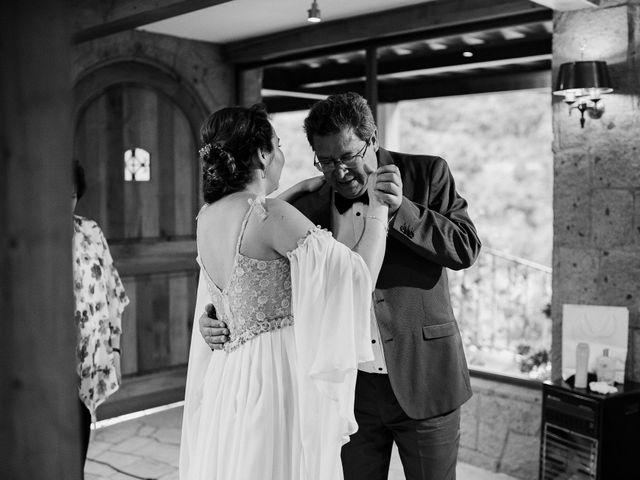 El matrimonio de Constanza y Edgardo en San José de Maipo, Cordillera 25