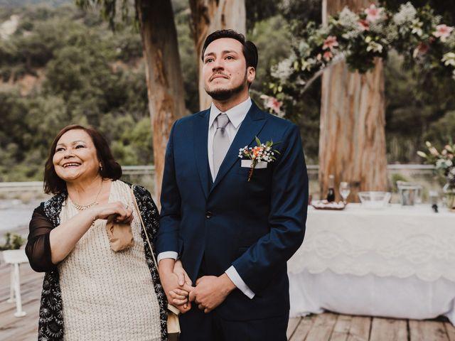 El matrimonio de Constanza y Edgardo en San José de Maipo, Cordillera 28