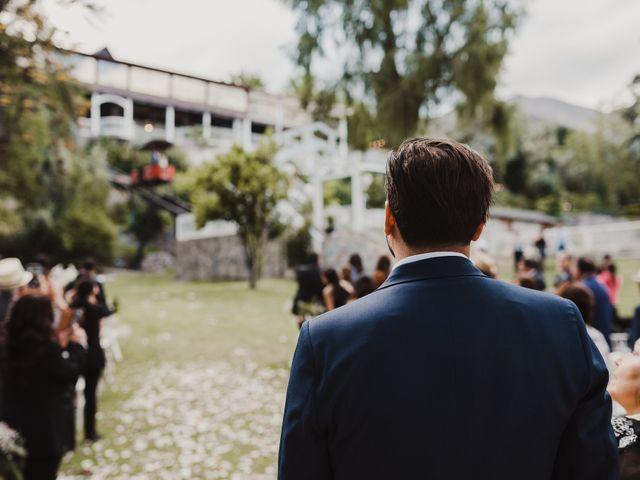 El matrimonio de Constanza y Edgardo en San José de Maipo, Cordillera 29