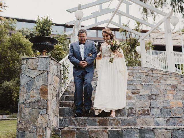El matrimonio de Constanza y Edgardo en San José de Maipo, Cordillera 31