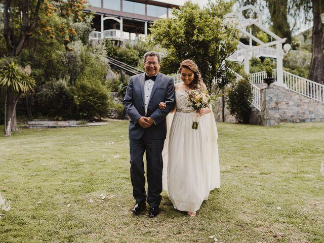 El matrimonio de Constanza y Edgardo en San José de Maipo, Cordillera 32