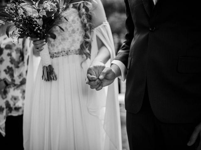 El matrimonio de Constanza y Edgardo en San José de Maipo, Cordillera 35