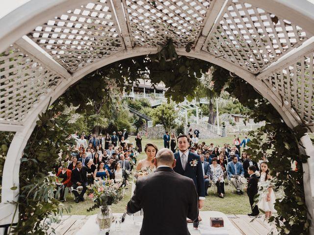 El matrimonio de Constanza y Edgardo en San José de Maipo, Cordillera 36