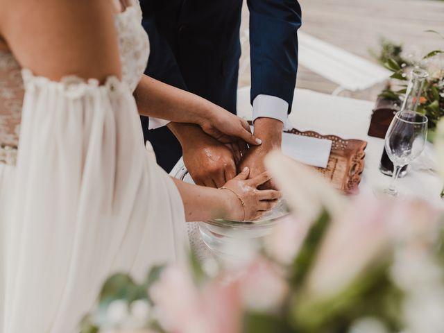 El matrimonio de Constanza y Edgardo en San José de Maipo, Cordillera 39