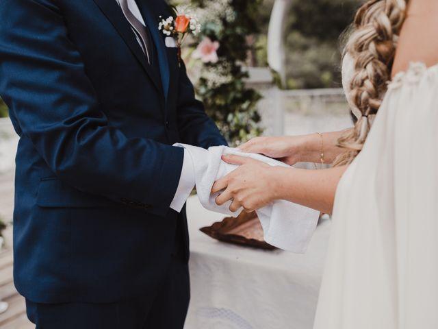El matrimonio de Constanza y Edgardo en San José de Maipo, Cordillera 40