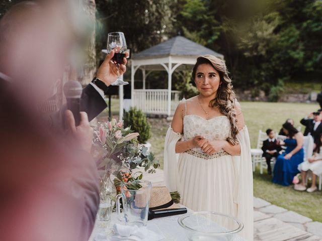 El matrimonio de Constanza y Edgardo en San José de Maipo, Cordillera 41