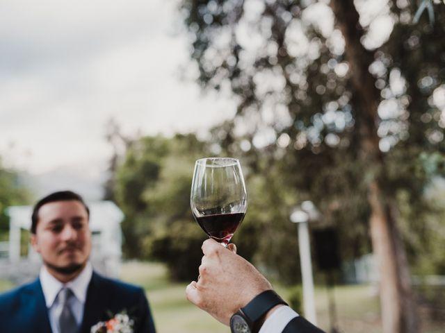 El matrimonio de Constanza y Edgardo en San José de Maipo, Cordillera 42