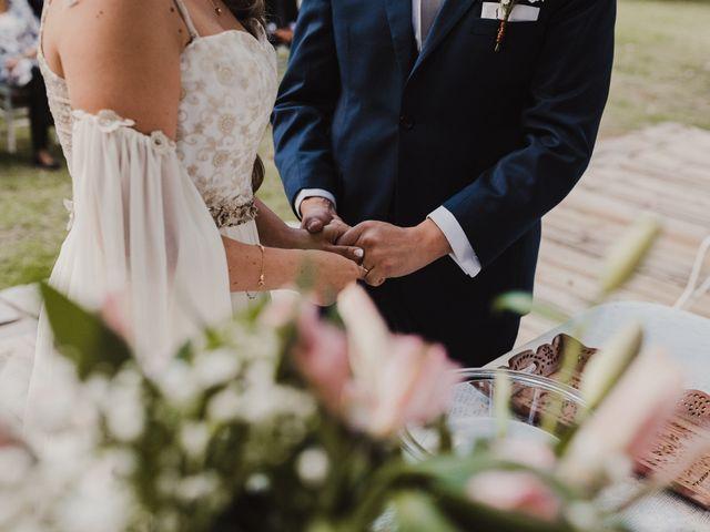 El matrimonio de Constanza y Edgardo en San José de Maipo, Cordillera 47
