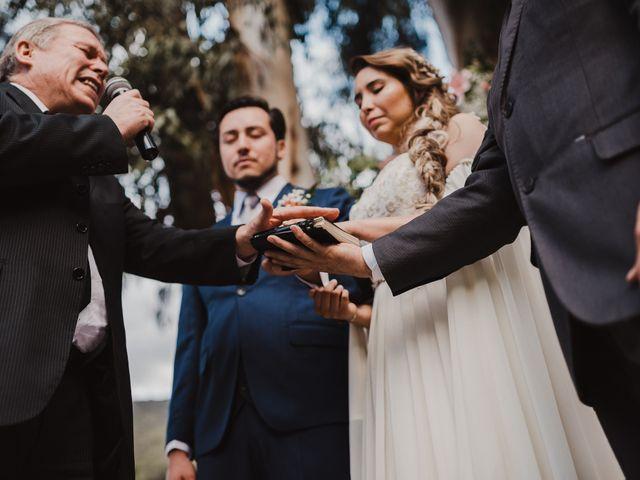 El matrimonio de Constanza y Edgardo en San José de Maipo, Cordillera 48