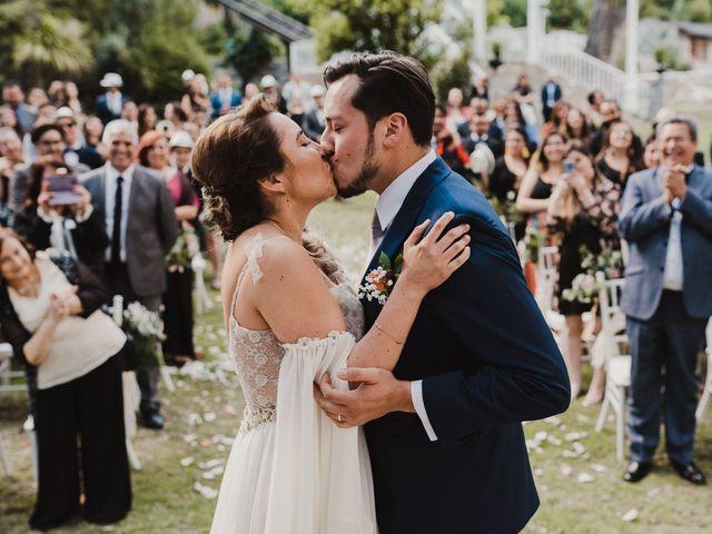 El matrimonio de Edgardo y Constanza
