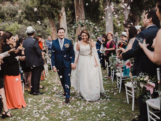 El matrimonio de Constanza y Edgardo en San José de Maipo, Cordillera 52
