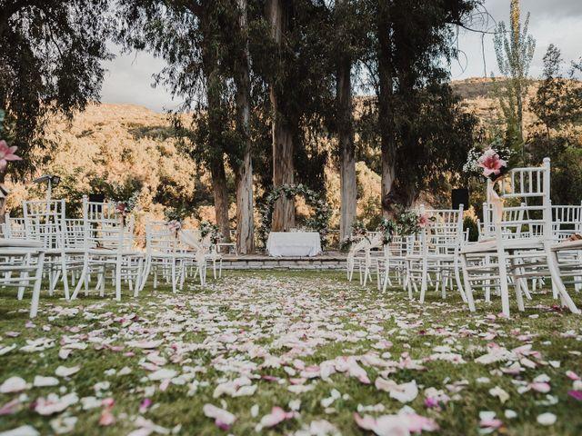 El matrimonio de Constanza y Edgardo en San José de Maipo, Cordillera 53