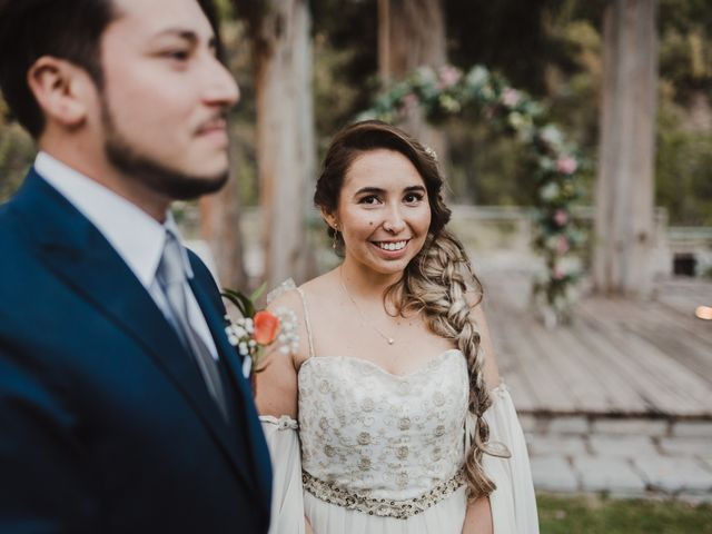 El matrimonio de Constanza y Edgardo en San José de Maipo, Cordillera 57