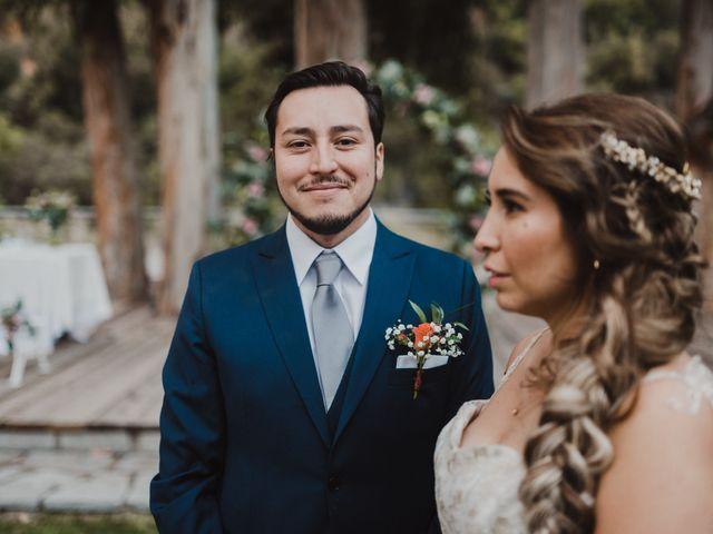 El matrimonio de Constanza y Edgardo en San José de Maipo, Cordillera 58