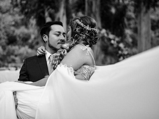 El matrimonio de Constanza y Edgardo en San José de Maipo, Cordillera 59