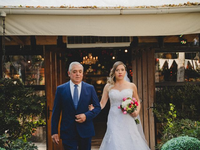 El matrimonio de Rafael y Michelle en Paine, Maipo 43