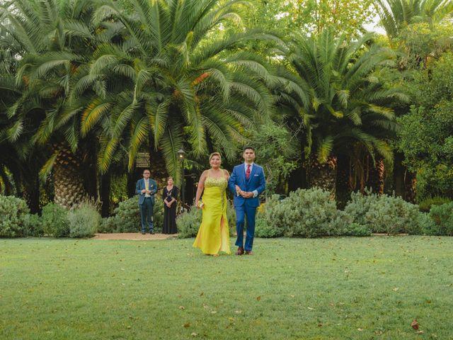 El matrimonio de Rafael y Michelle en Paine, Maipo 45