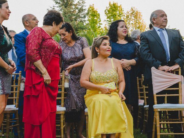 El matrimonio de Rafael y Michelle en Paine, Maipo 46