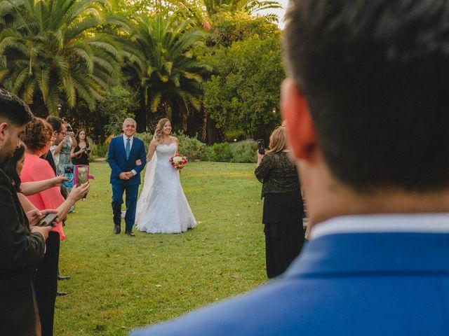 El matrimonio de Rafael y Michelle en Paine, Maipo 48
