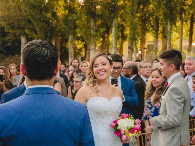 El matrimonio de Rafael y Michelle en Paine, Maipo 49