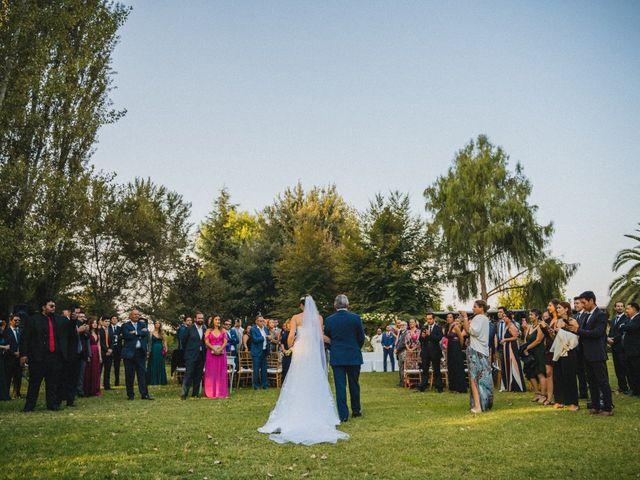 El matrimonio de Rafael y Michelle en Paine, Maipo 52