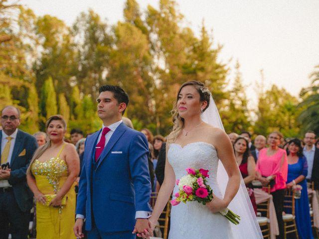 El matrimonio de Rafael y Michelle en Paine, Maipo 53
